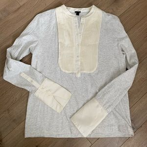J. Crew top! Size medium. Awesome condition.